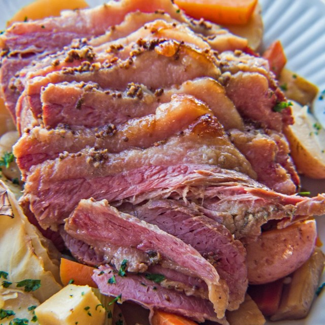What To Serve with Corned Beef