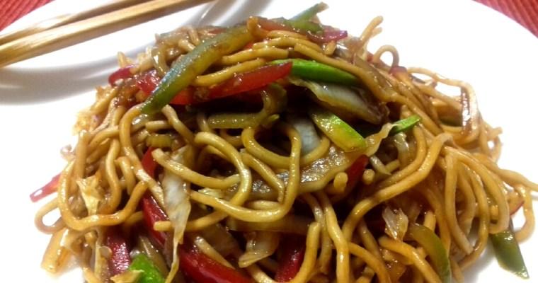 Chow mein – makarona kineze