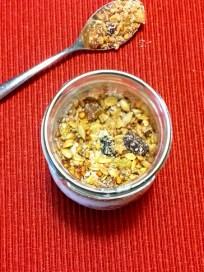 Granola me grurë hikërror 3