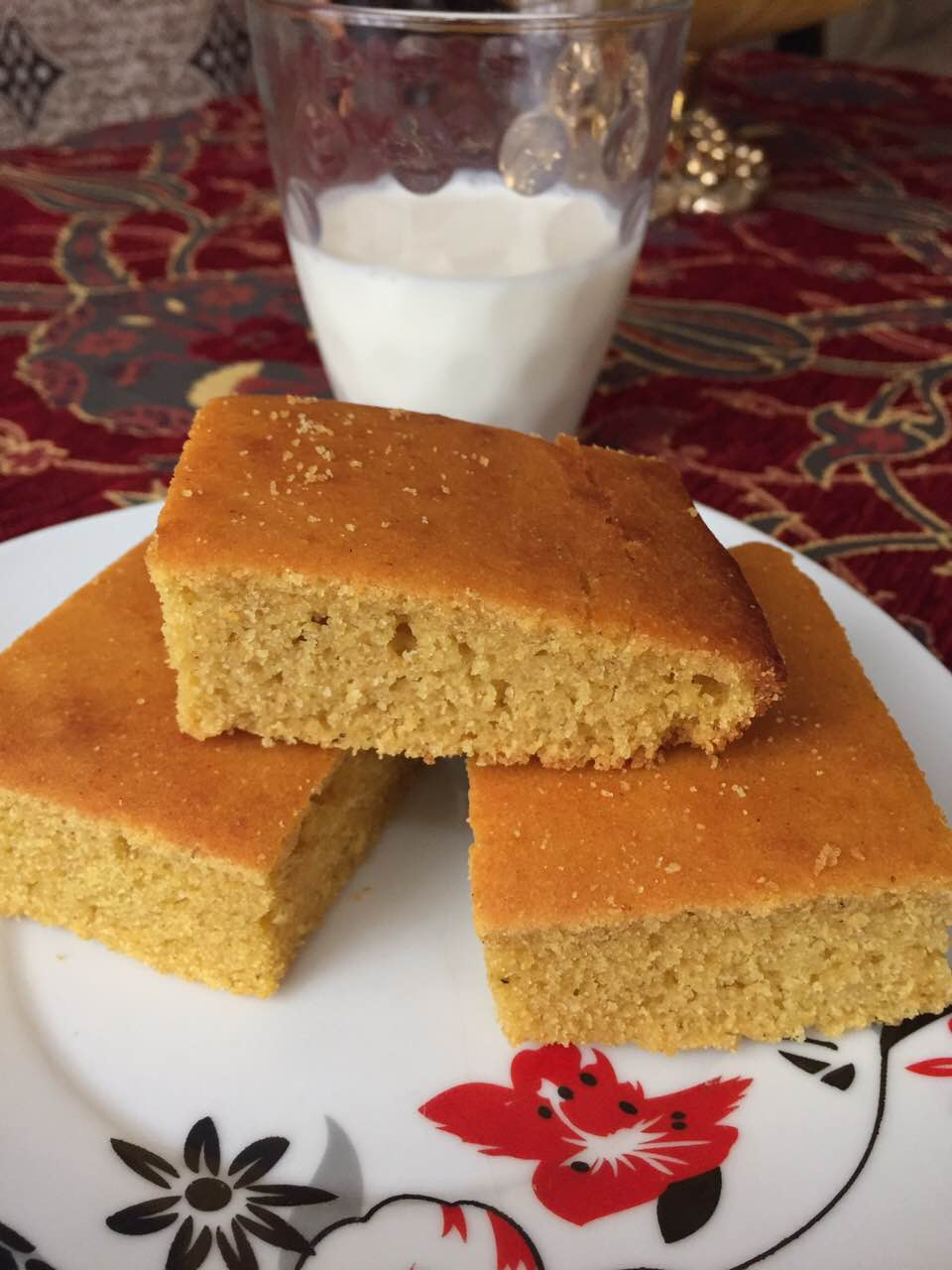 Sodanik- a Traditional Corn Flour Cake