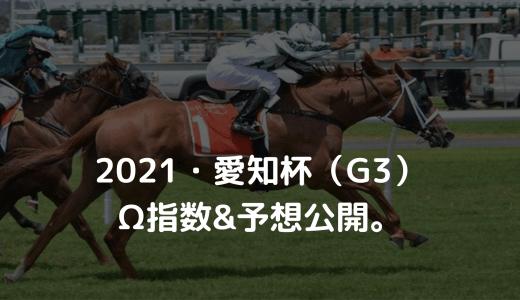 2021・愛知杯(G3)・Ω指数&予想公開。