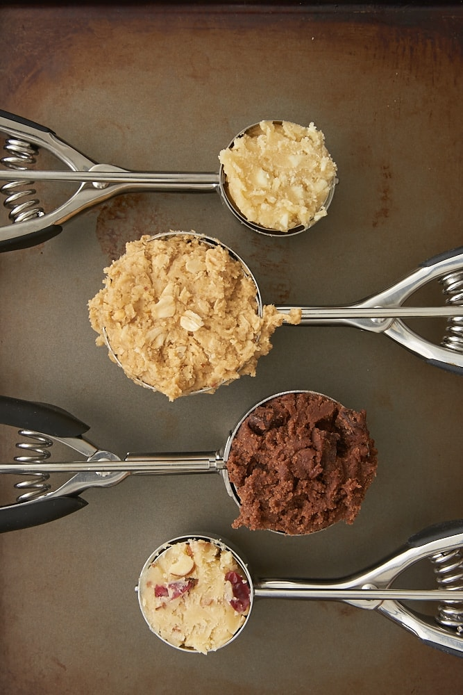 A Baker S Guide To Cookie Scoops Bake Or Break
