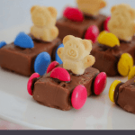 Tiny Teddy Racing Cars Easy Kids Party Food Recipe Bake Play Smile