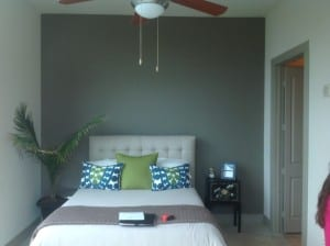 Before Picture of Master Bedroom in Dallas