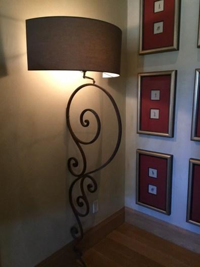 Large Sconce interior design dallas
