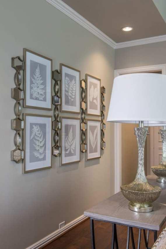 family room interior design home transitional plano