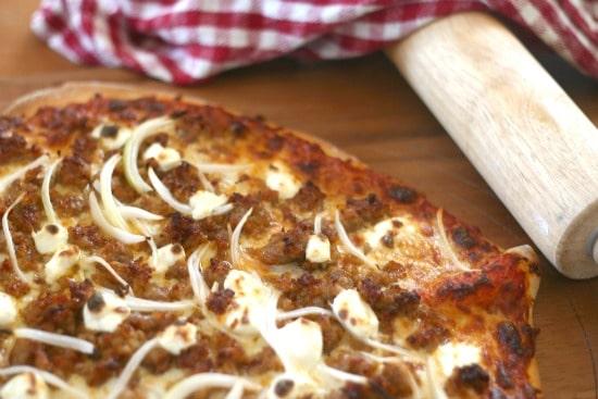 Basic Pizza Dough Recipe | Baker Bettie