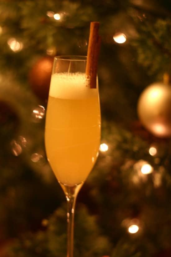 Sparkling Champagne Wassail