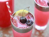 Summer Sunset Cocktail