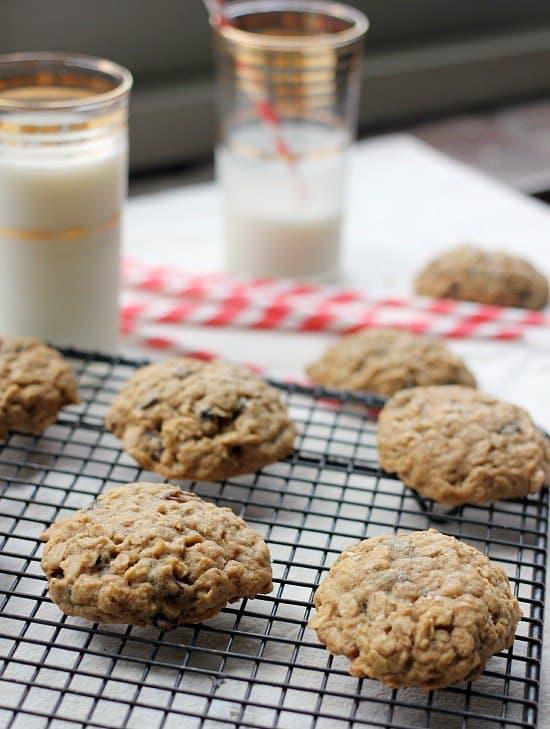 Easy Oatmeal Raisin Cookie Recipe- Baker Bettie