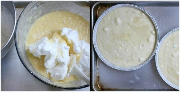 Fluffy Classic Yellow Cake- Baker Bettie