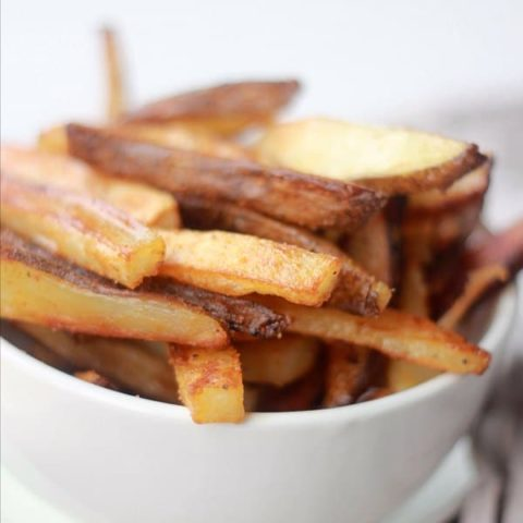 Crispy Oven Baked Fries