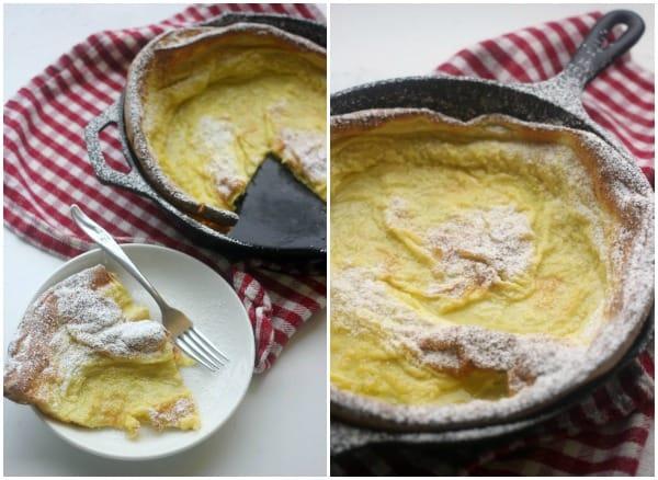 How to Make a Dutch Baby Pancake | Baker Bettie
