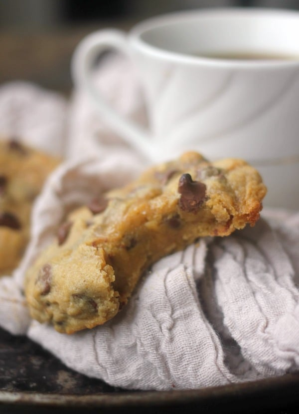 Cookie Dough Cookies | Baker Bettie
