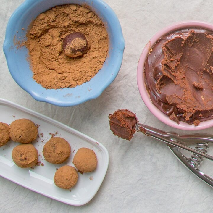 Basic Chocolate Truffles