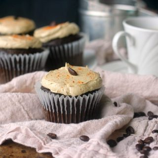 Chili Mocha Cupcakes