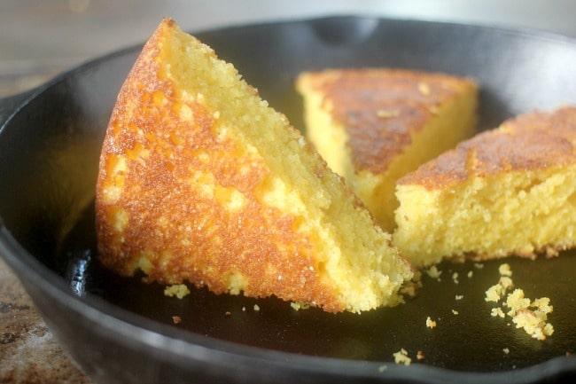 Easy Moist Cornbread Recipe Baker Bettie