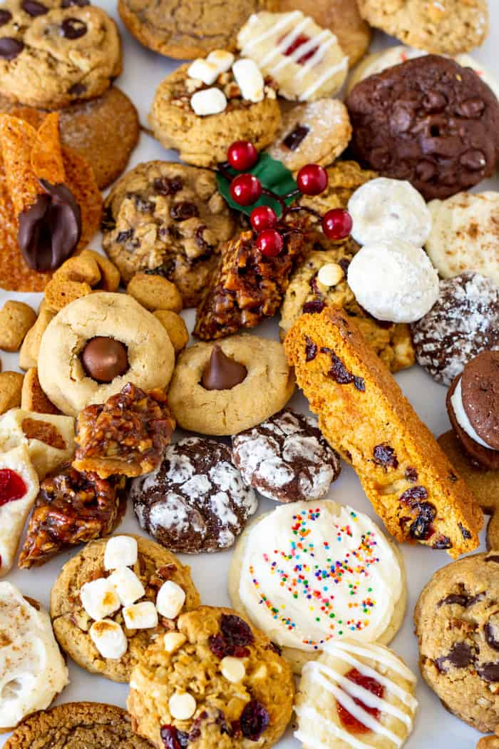 25 Unique Holiday Cookie Recipes Best Holiday Cookies Baker Bettie
