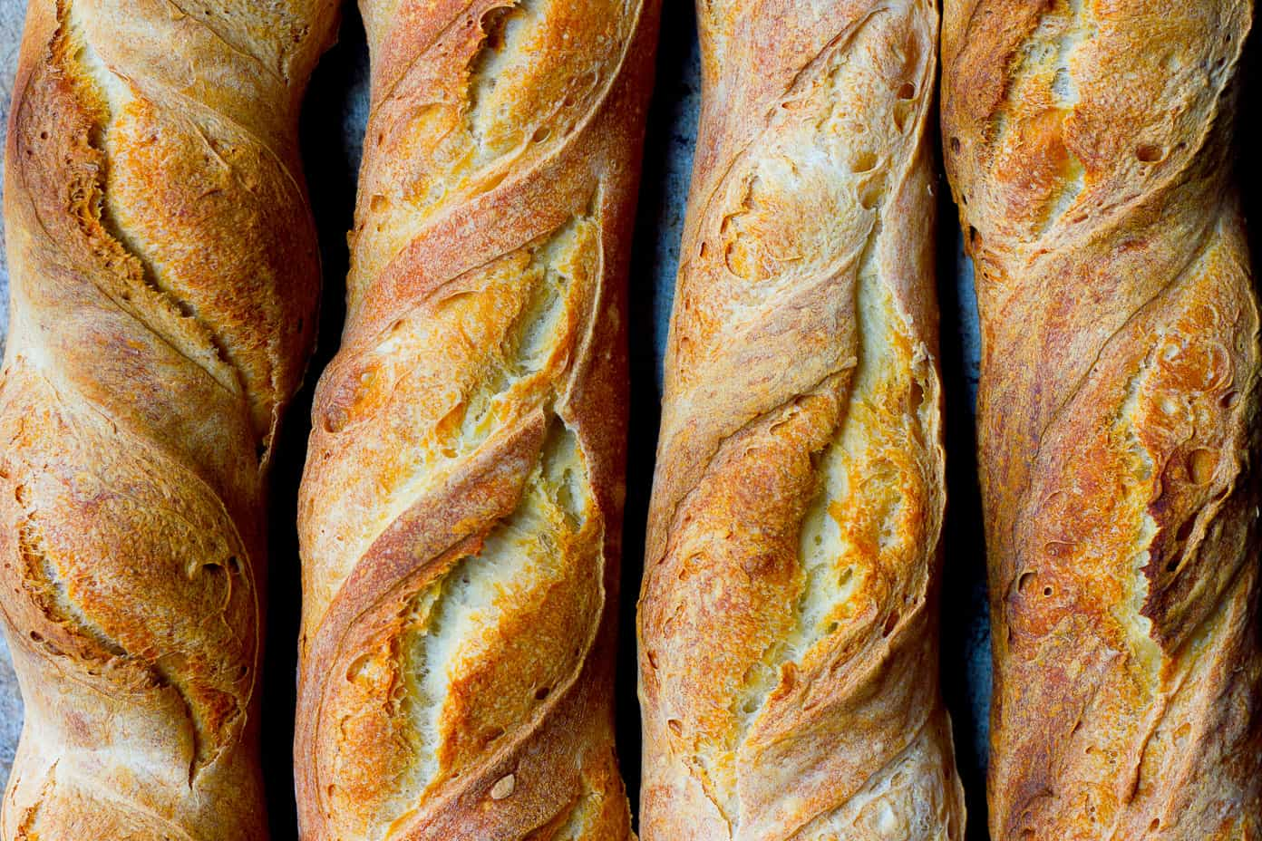 French Baguette Recipe How To Make French Baguette Baker Bettie