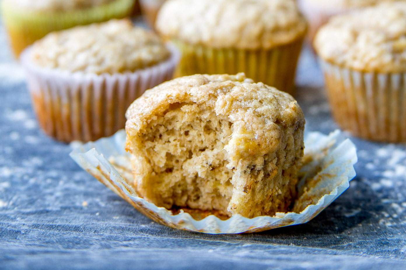 Simply Perfect Banana Muffins Baker Bettie