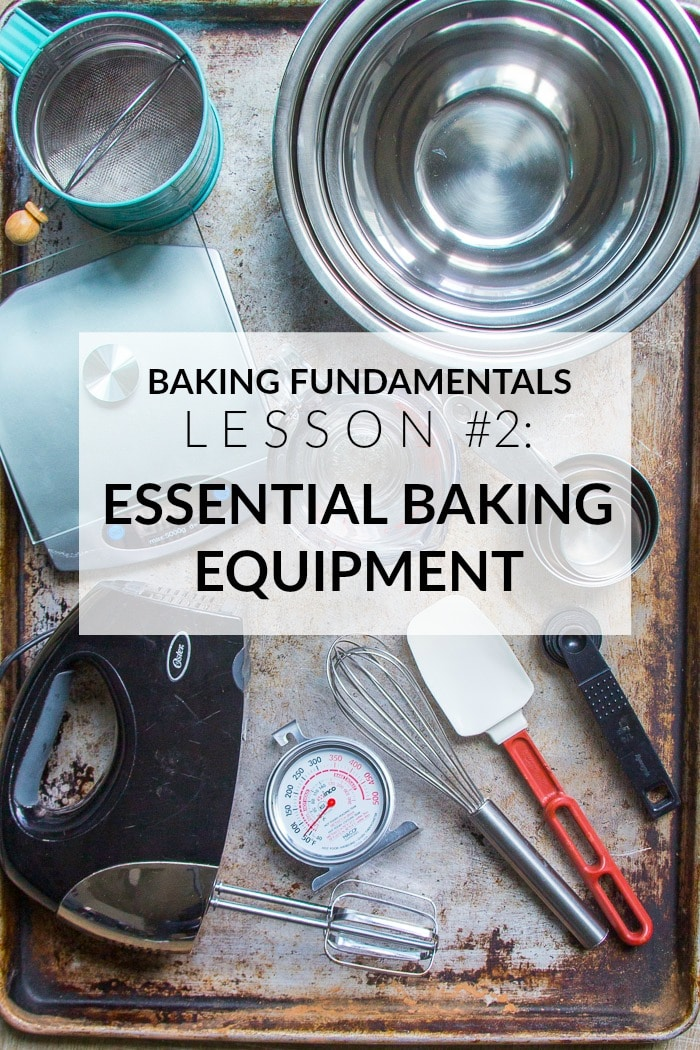 Essential Baking Equipment and Their Uses | Baker Bettie
