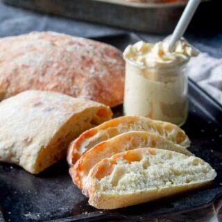 How to Make Authentic Ciabatta Bread