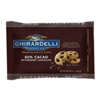 Ghirardelli 60% Bittersweet Chocolate Chips