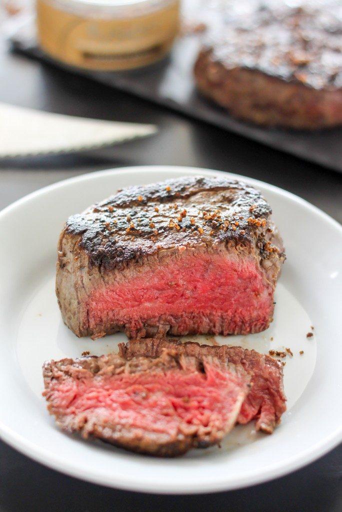 Skillet Cast Steak Eye Rib Iron