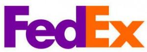 Exemplo de nome de empresa composto por abreviação. Fedex, Federal Express