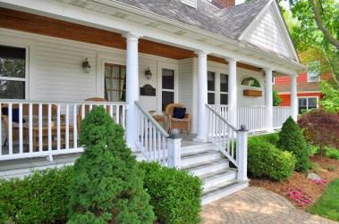 Gracious Front Porch