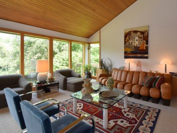 Sitting Area in Great Room