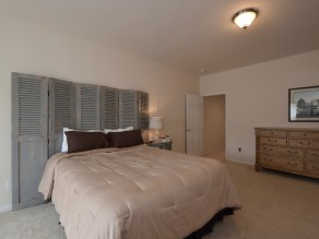 Master Suite with Walk-in Closet