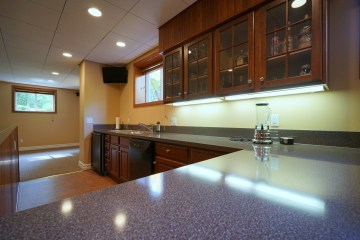 Expansive Wet Bar