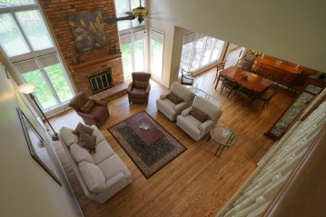 Great Room from Above