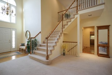 2 Story Foyer Natural Light