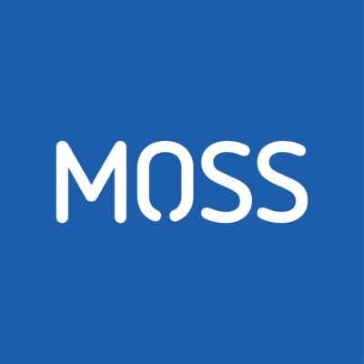Moss telecom logo