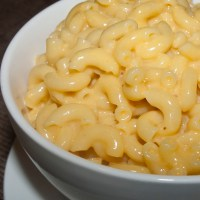 Alton Brown's Stove Top Macaroni & Cheese