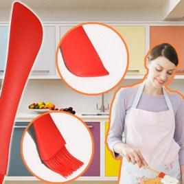 1 PC Silicone Mixing Scrapper Spatula