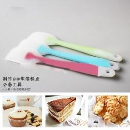 Silicone Baking Scraper