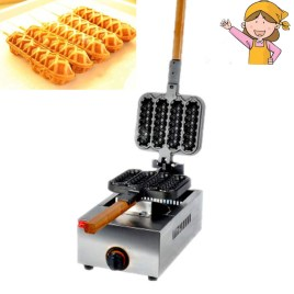 Electric Hot Dog Shape Waffle Maker