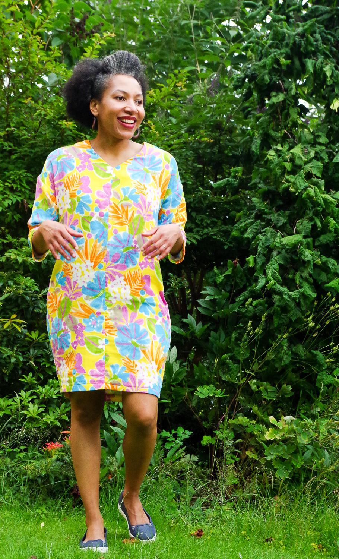 Simple sew patterns the cocoon dress x2 saturday night stitch simple sew patterns the cocoon dress jeuxipadfo Images