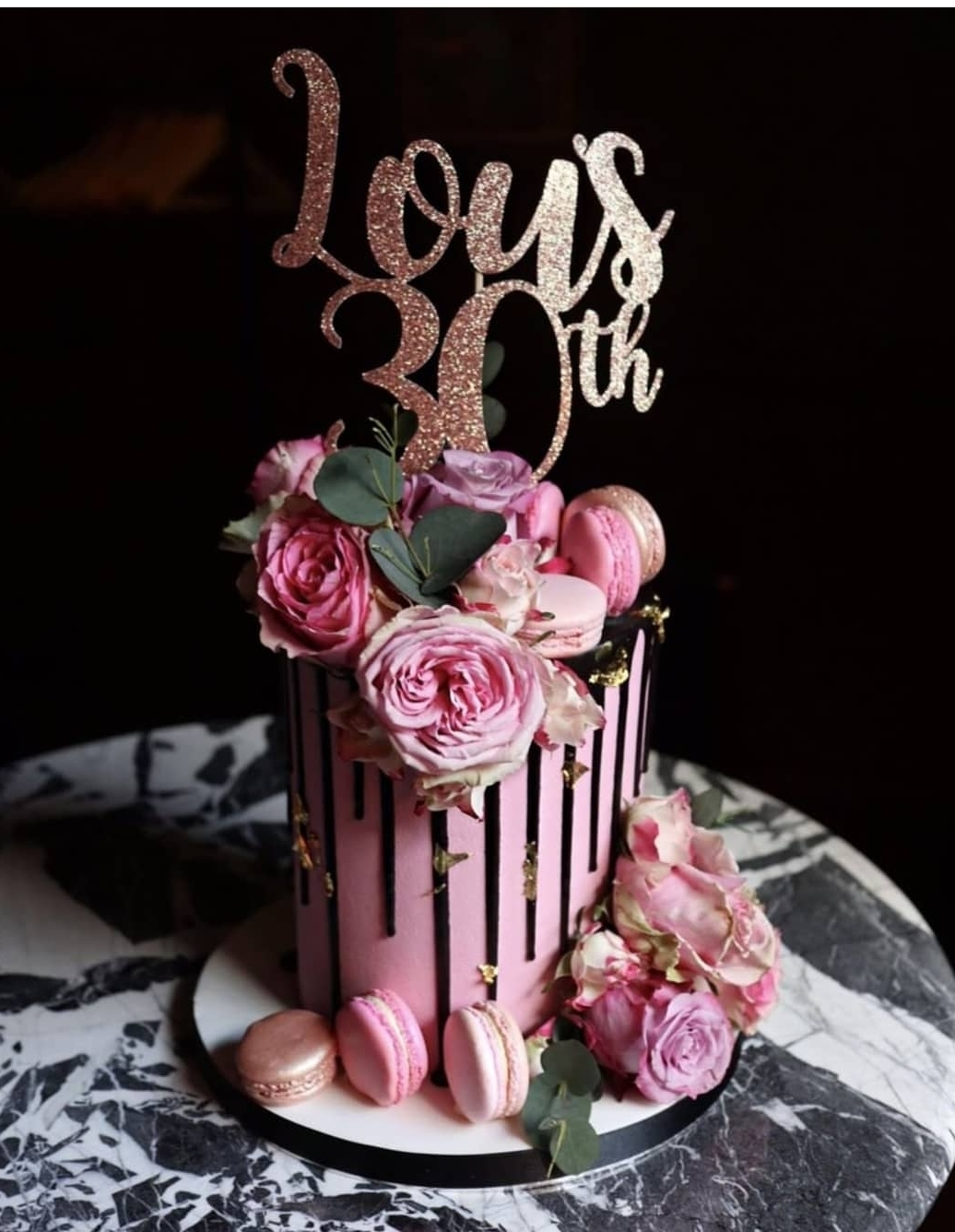 30th Birthday Cakes 40th Birthday Cakes Must See Ideas Here