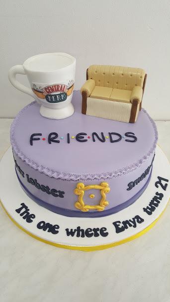 21st Birthday Cakes Inspiration Board