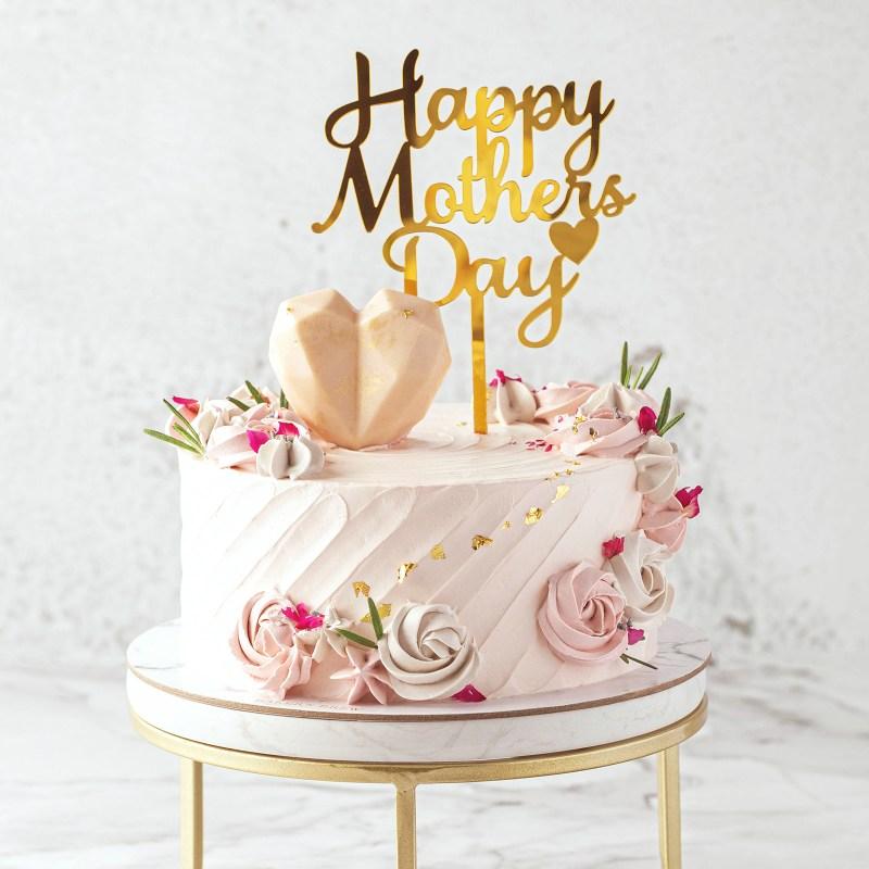 pastel para día de las madres