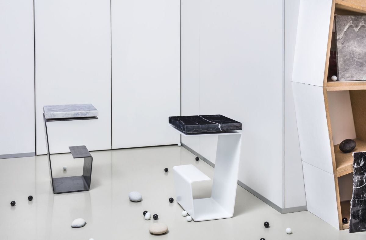 THE LINE Marbel Collection - Luxury Minimalistic Furniture Design