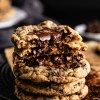 soft and chewy chocolate chunk cookies