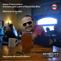 FrancoForBeers pints