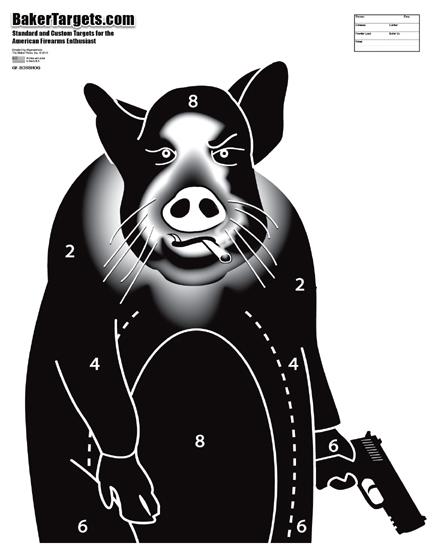 boss hog target