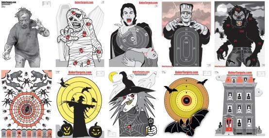 halloween target pack
