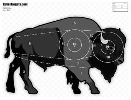 bison target